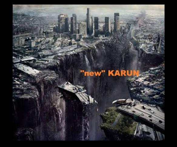 new karun