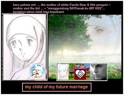 panda and the bear my dream